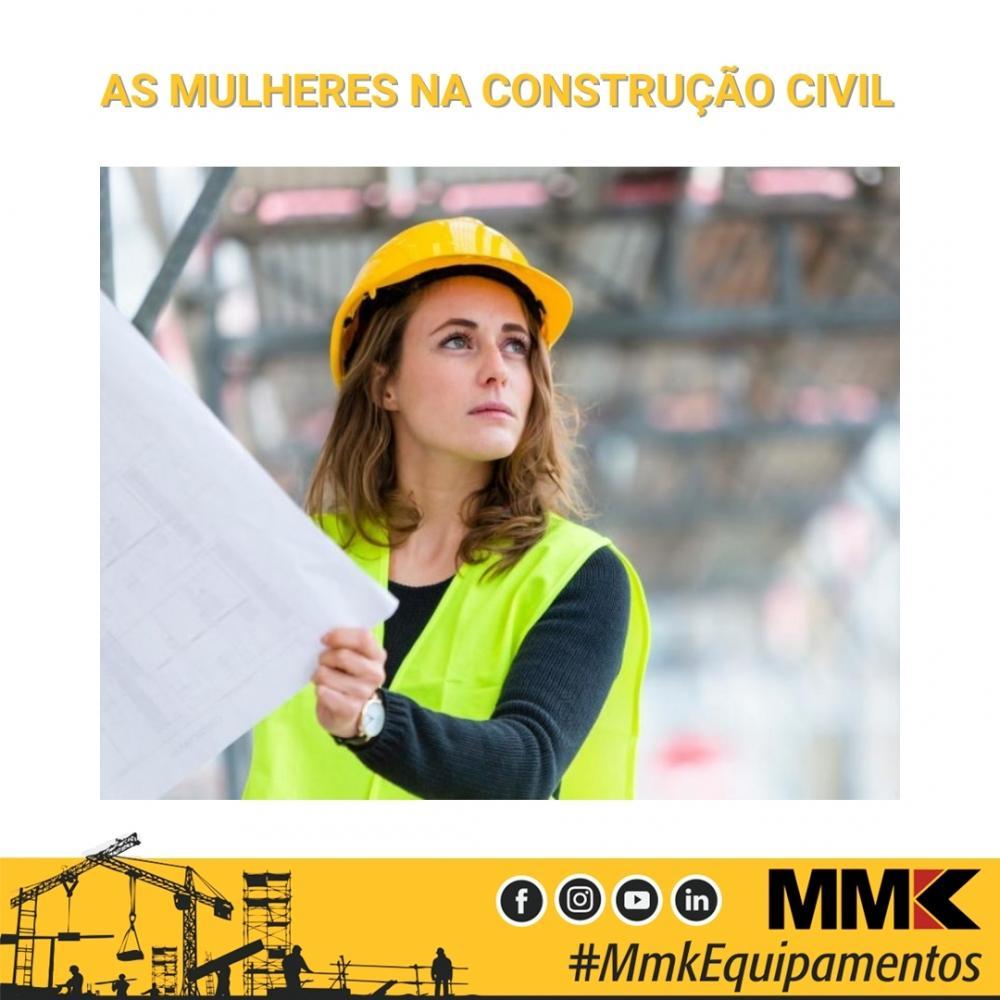 As mulheres na Construção Civil