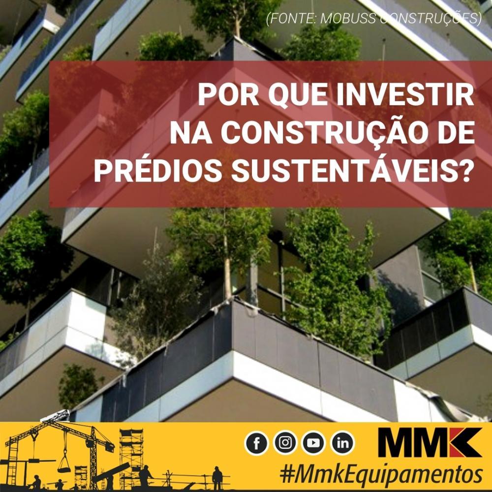 Por que investir na construção de prédios sustentáveis?
