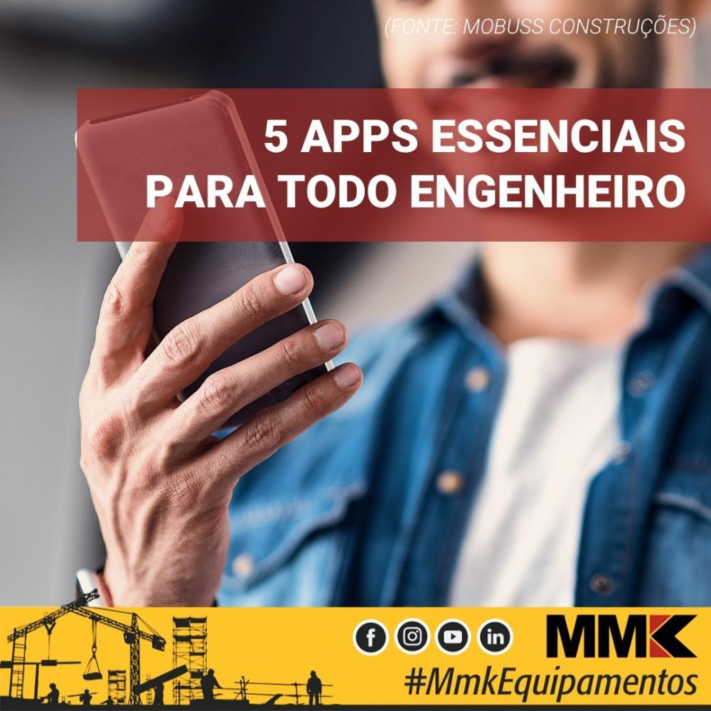 5 Apps essenciais para todo engenheiro