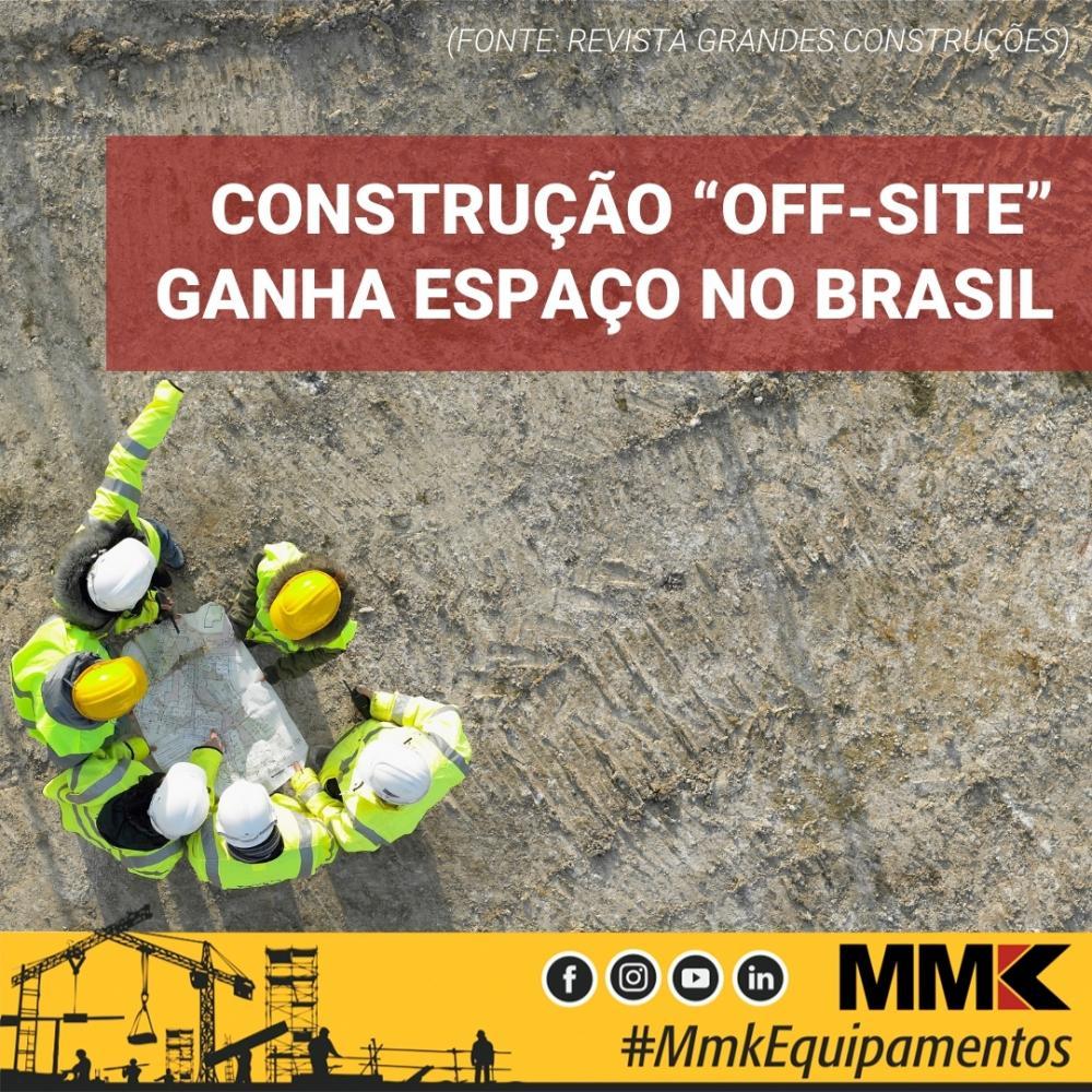 """Construção """"Off-site"""" ganha espaço no Brasil"""