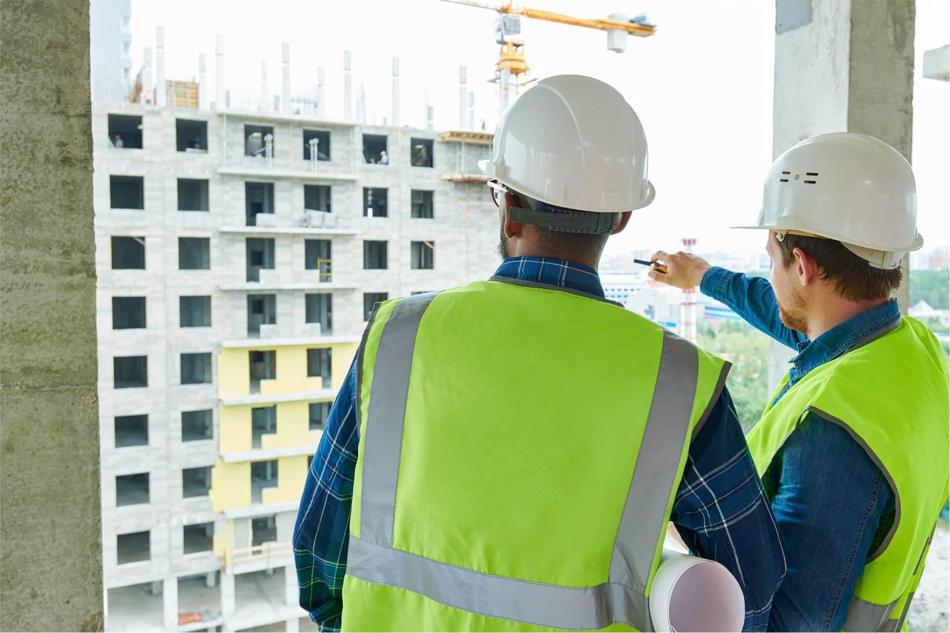 CONSULTORES EM EQUIPAMENTOS PARA A CONSTRUÇÃO